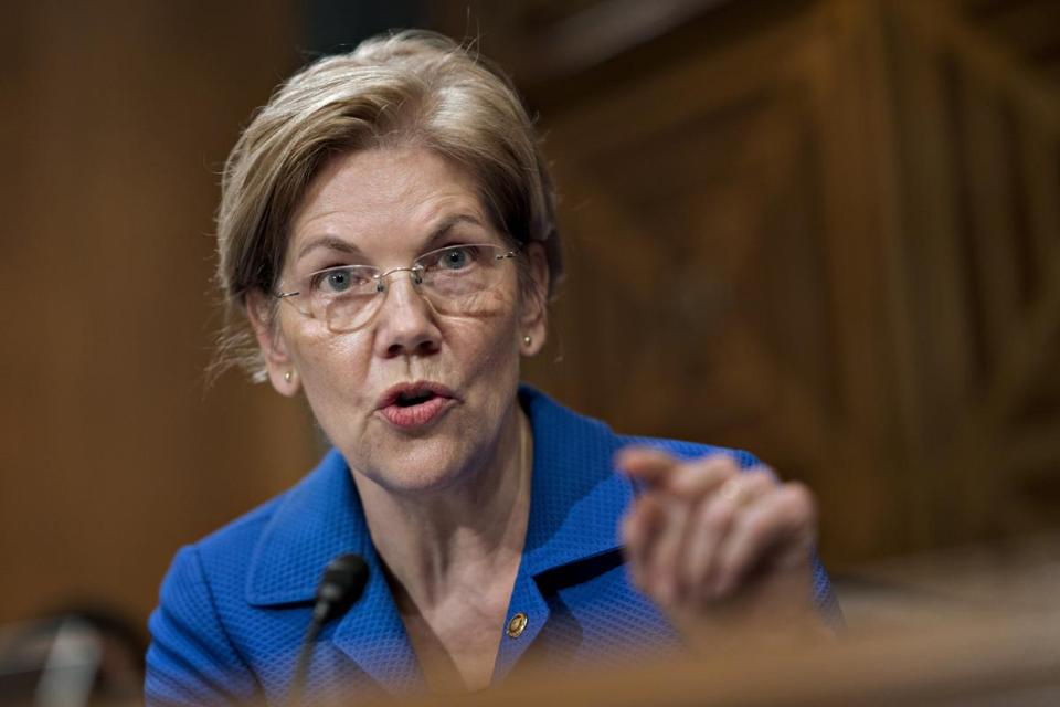 Warren Asks About Lobbyist Influence On CFPB's Mulvaney