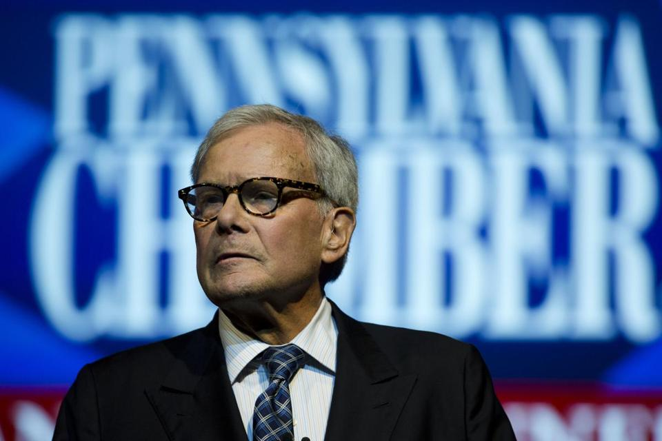 NBC Newsman, Tom Brokaw, Faces Sexual Harassment Allegations