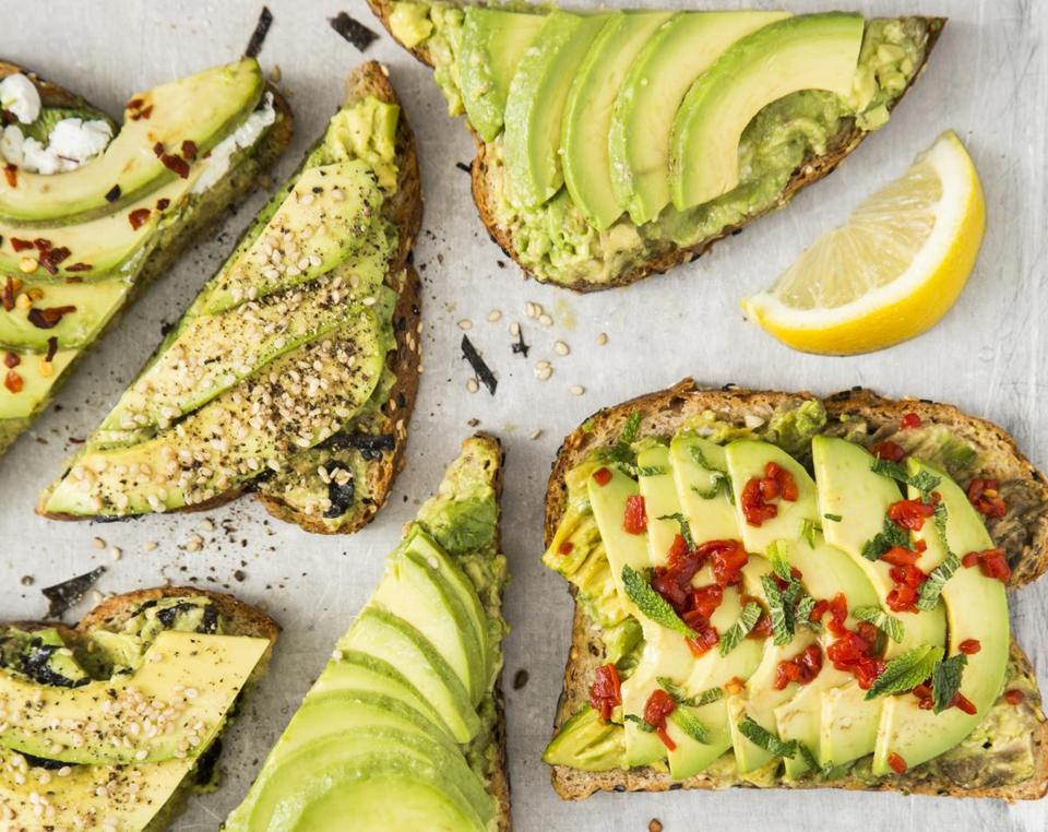 Experiment with the many possible variations on Elemental Avocado Toasts.