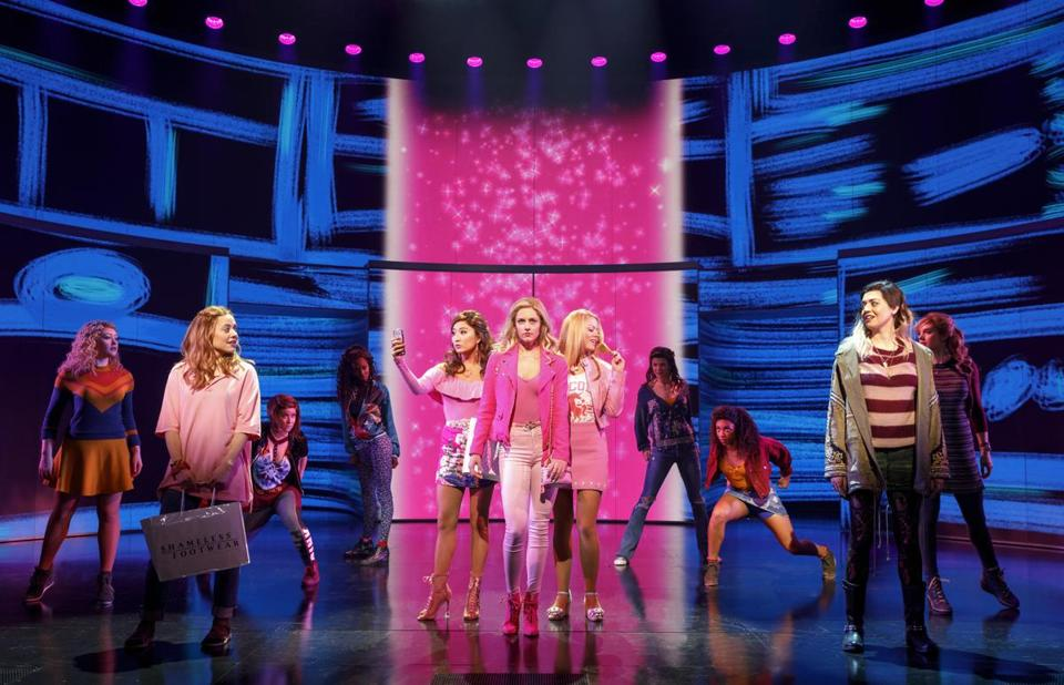 'Spongebob Squarepants,' 'Mean Girls,' 'Angels in America' Lead Tony Award Nominations