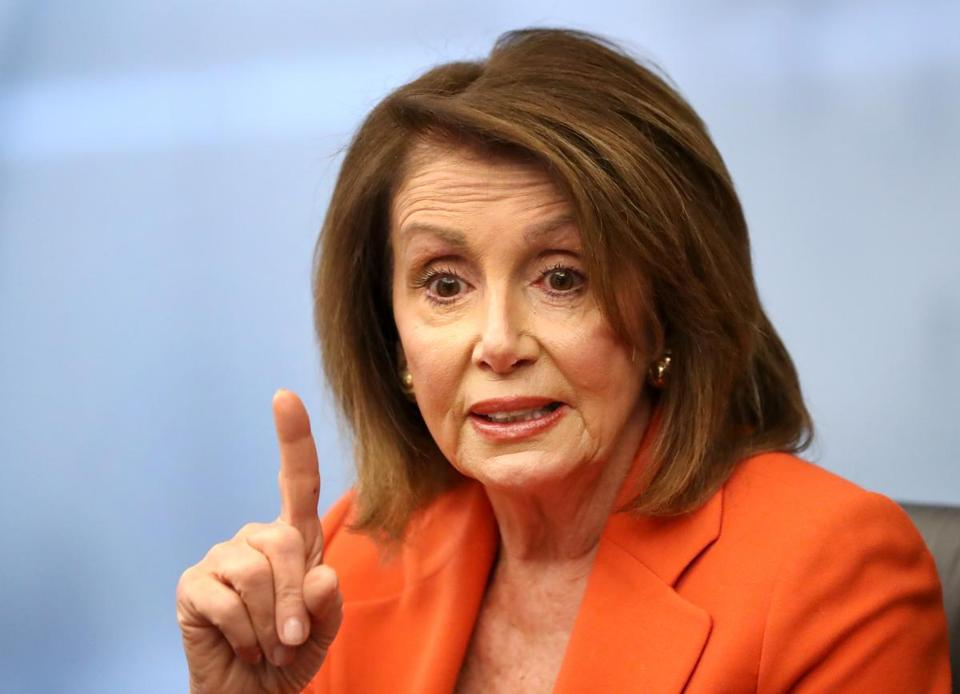 Nancy Pelosi Thinks She's Going To Be Speaker Of The House