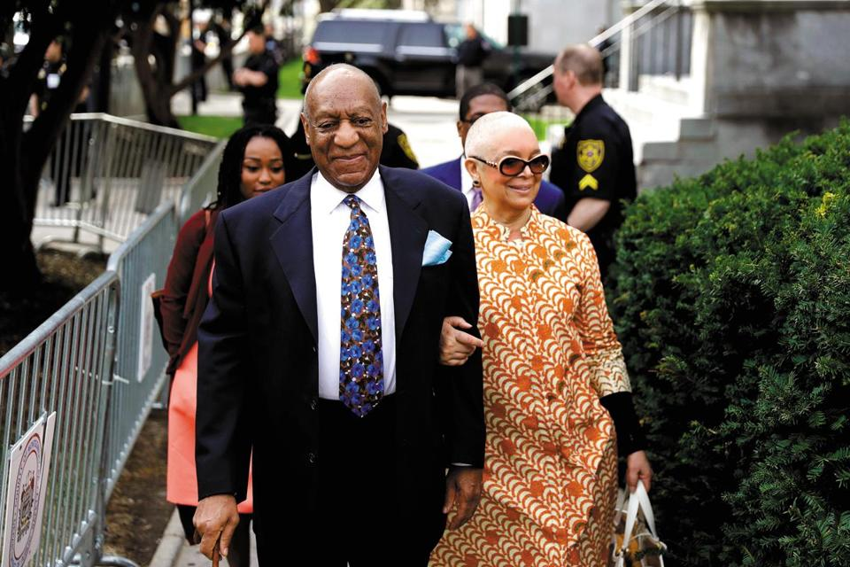 Bill Cosby's Wife Camille Breaks Silence Following Guilty Verdict