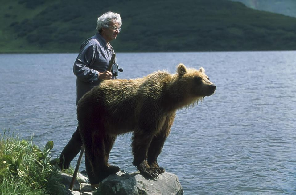 Mr. Russell, who lived for many months among bears in eastern Russia, concluded that the animals were not naturally hostile to people.