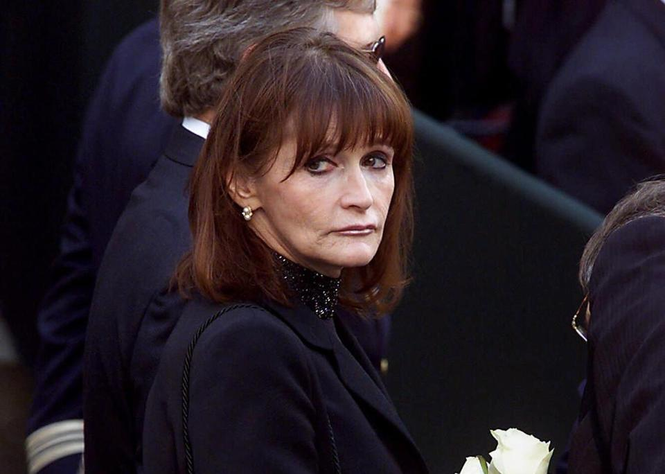 Actress Margot Kidder in 2000.