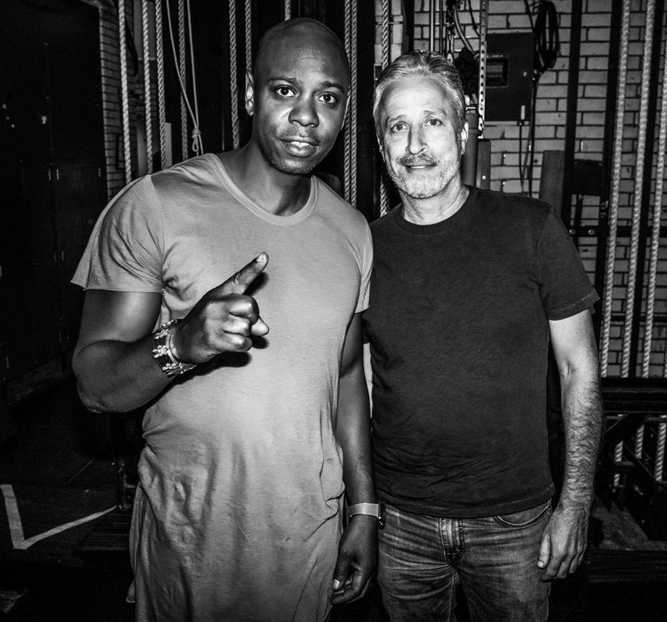 Dave Chappelle and Jon Stewart tour coming to Sugar Land
