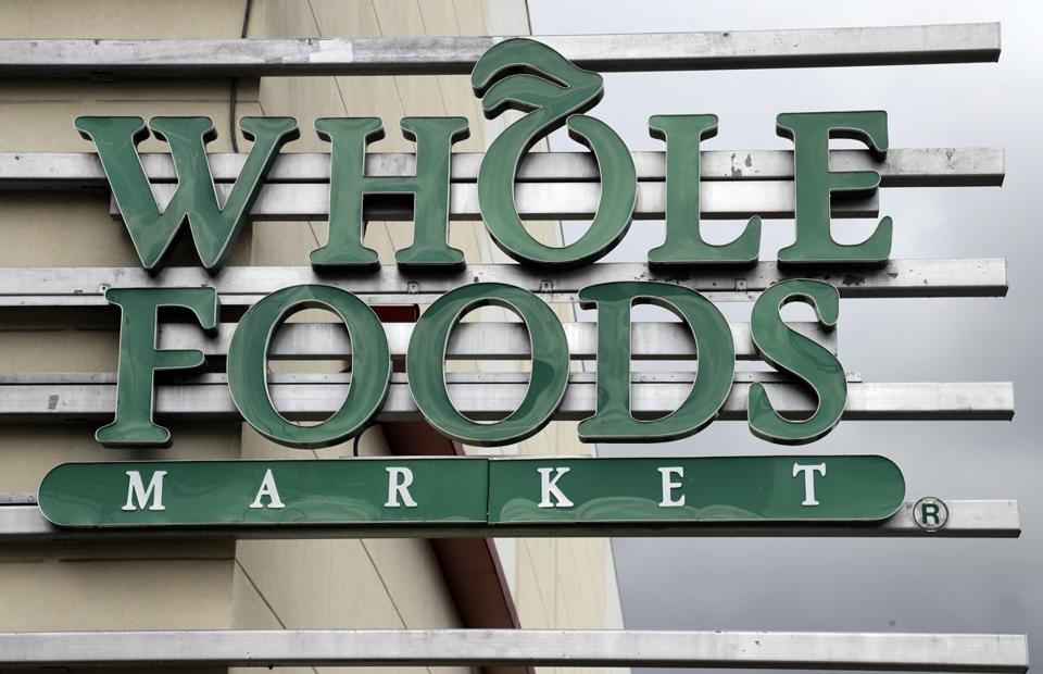 Whole Foods kale and kombucha can now be delivered to your home, for free, in two hours.