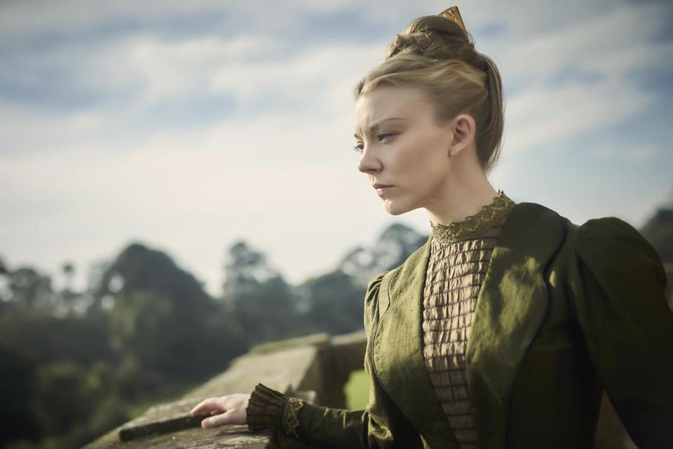 "Natalie Dormer stars as Hester Appleyard in Amazon's ""Picnic at Hanging Rock."""