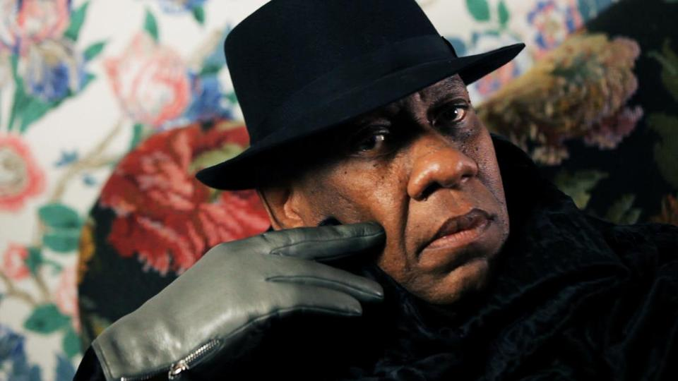 "André Leon Talley in the documentary ""The Gospel According to André,"" directed by Kate Novack."