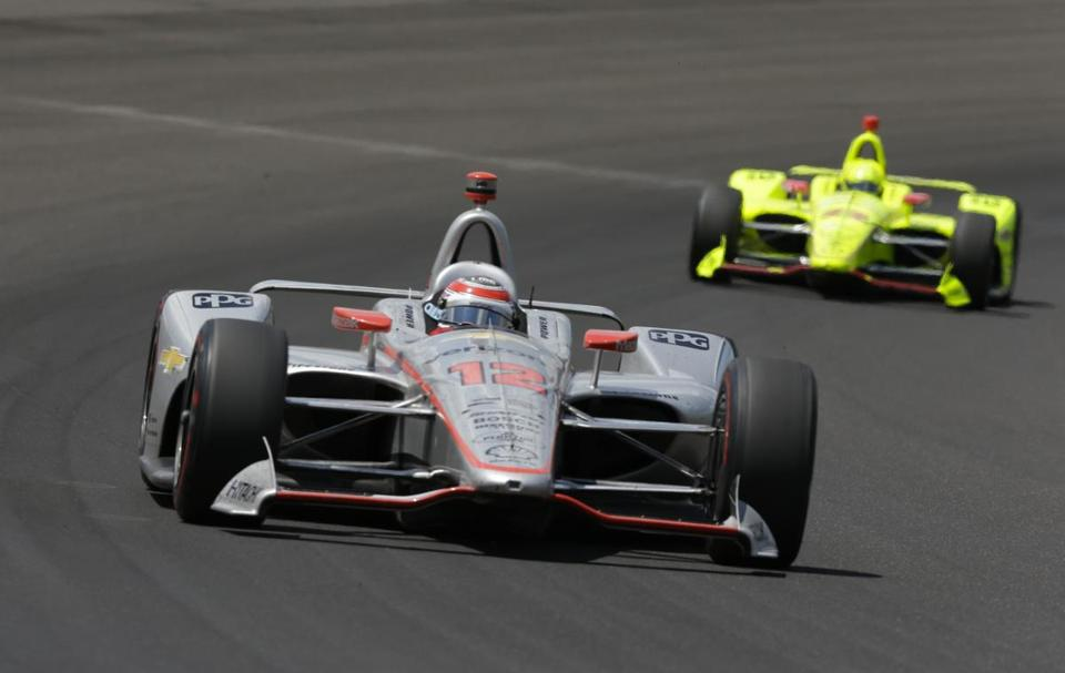 Danica Patrick Crashes At Indy 500, Final Race Of Her Career