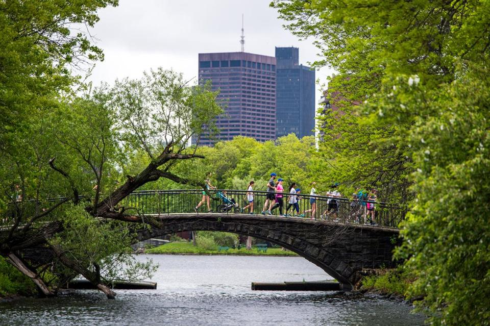 The runners going over the Charles River and through the Esplanade will be hearing lots of music this summer with the GroundBeat series.