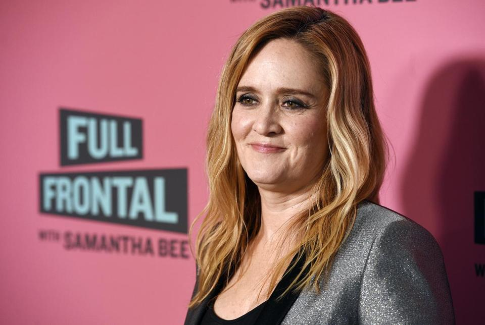 Samantha Bee Apologizes For Using Slur To Describe Ivanka Trump