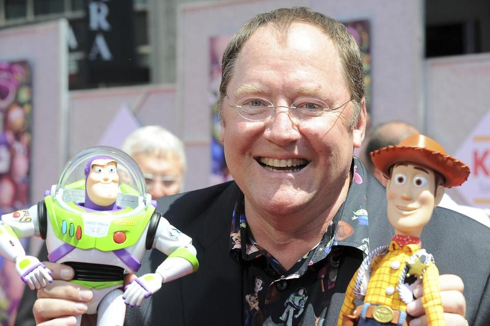 The 61-year-old John Lasseter is the highest-ranking Hollywood executive to be toppled in the wake of the #MeToo movement.