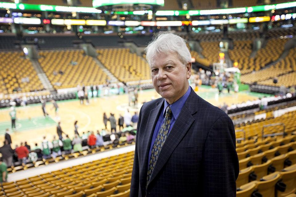 Bob Ryan loves basketball.