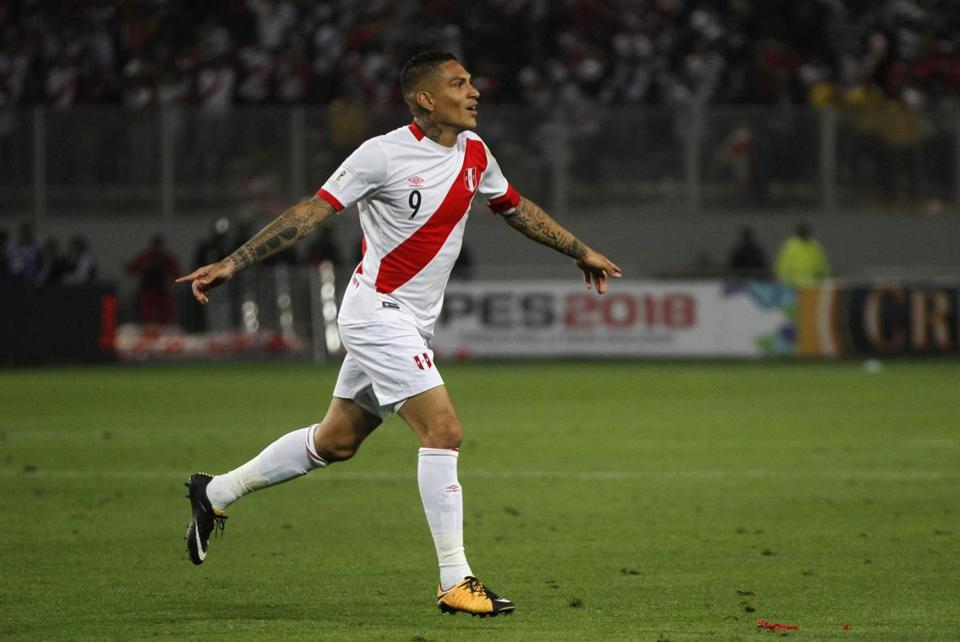 Paolo Guerrero tested positive for metabolites of cocaine at a World Cup qualifying game last October and might still have to complete a 14-month ban imposed by the Swiss-based Court of Arbitration for Sport. But the court has said that the ban should not apply until Guerrero's appeal is heard in full after the World Cup.