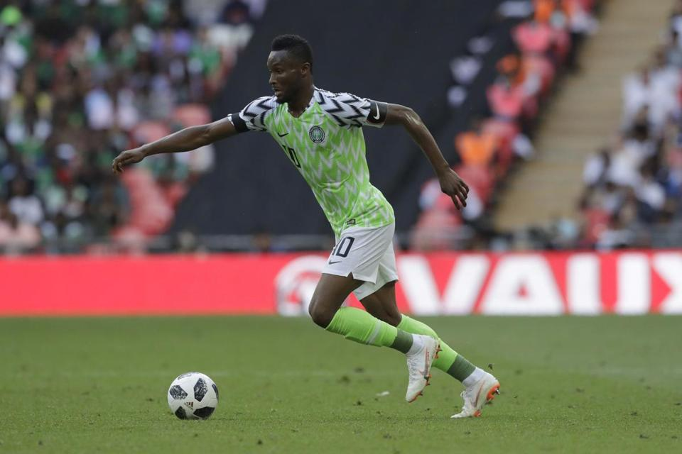 For captain John Obi Mikel, this is his second World Cup.