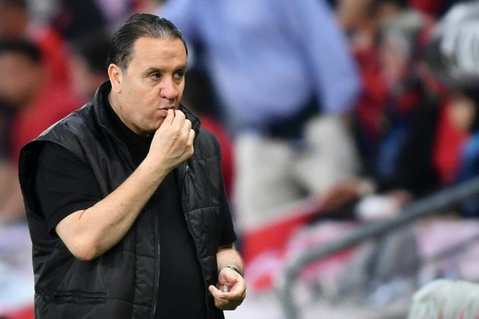 This is Nabil Maaloul's second year as Tunisia's coach.