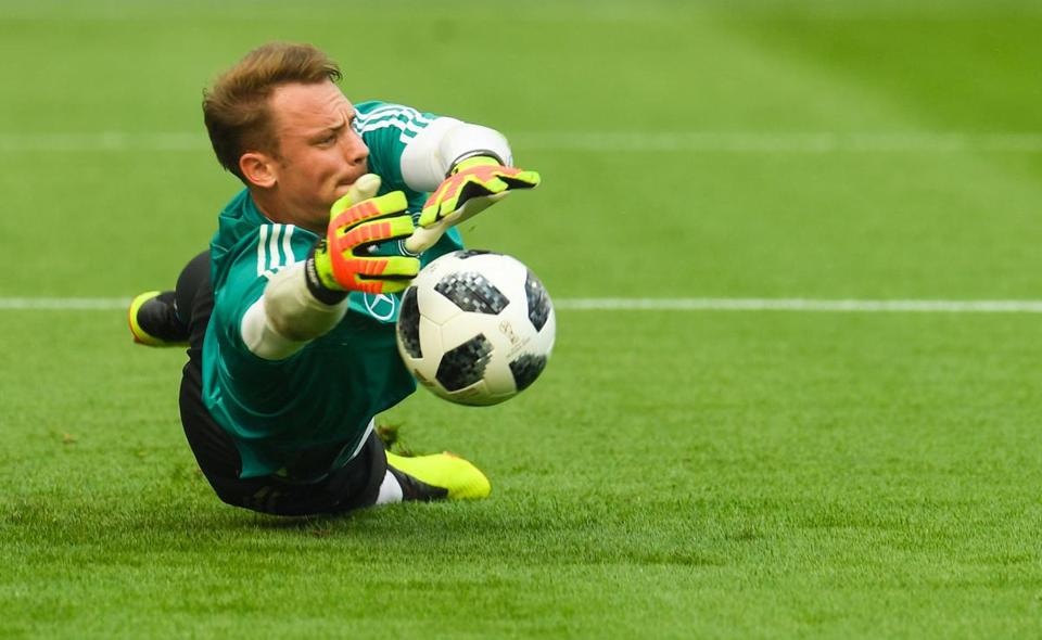 For Manuel Neuer, who won the Gold Glove award at the 2014 tournament, this is his third World Cup.