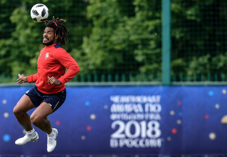 Roman Torres became a national hero after scoring the goal that clinched Panama's World Cup place, leading to a national holiday being declared.