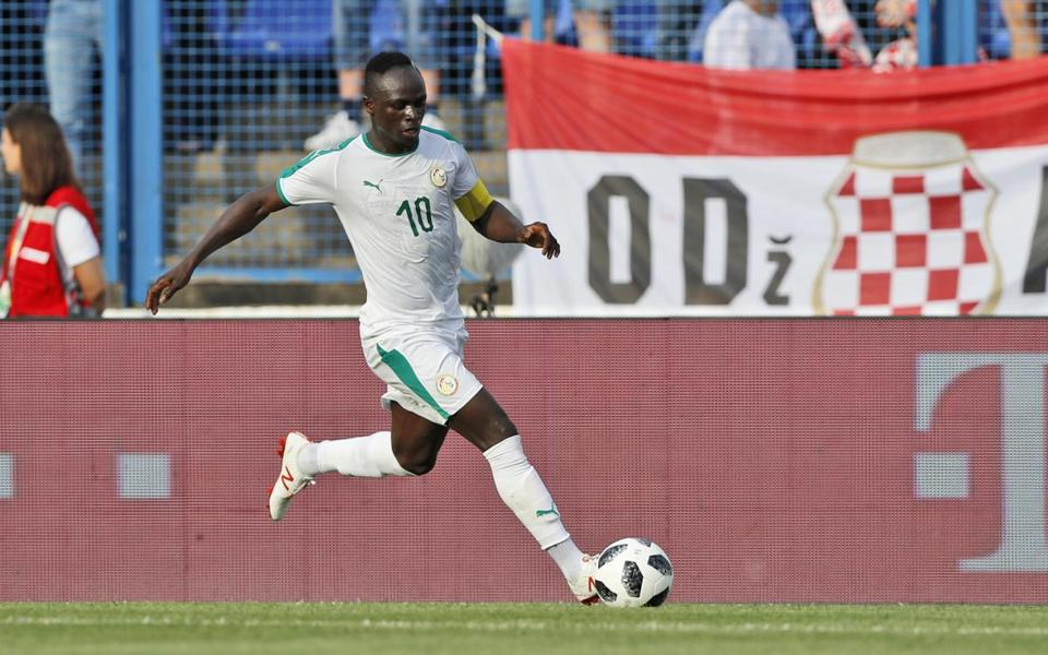 Sadio Mane has appeared in 49 matches for Senegal since 2012.