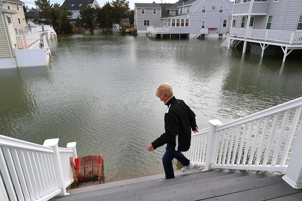 High tides threaten California homes; Marin County has greatest risk