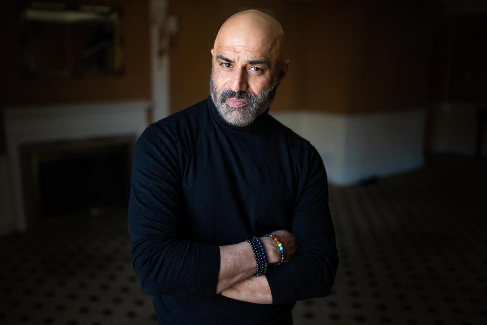 "Faran Tahir will star in Commonwealth Shakespeare Company's ""Richard III."""