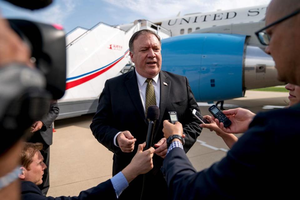 N. Korea regrets U.S.  attitude & unilateral denuclearization demands during Pompeo talks