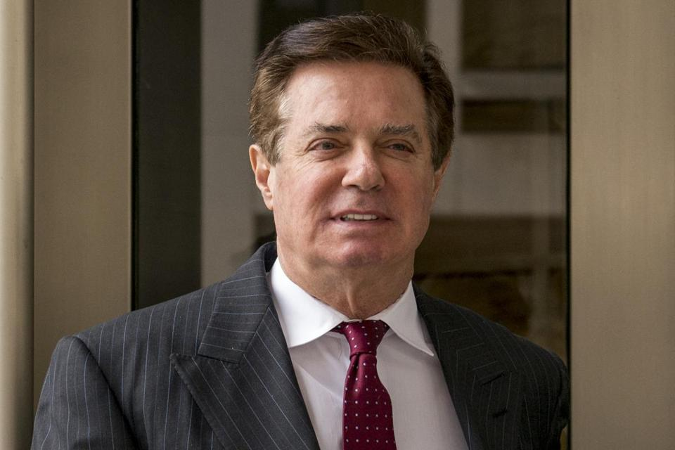 Manafort Is Transferred From Jail Where He Was Treated Like a 'VIP'