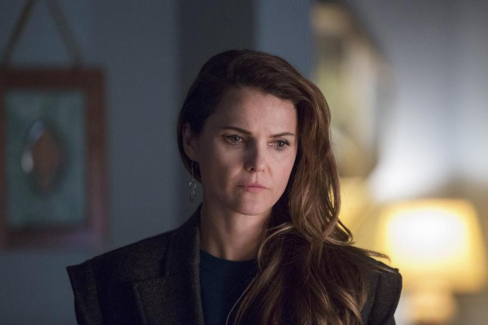 "Keri Russell in a scene from ""The Americans."""
