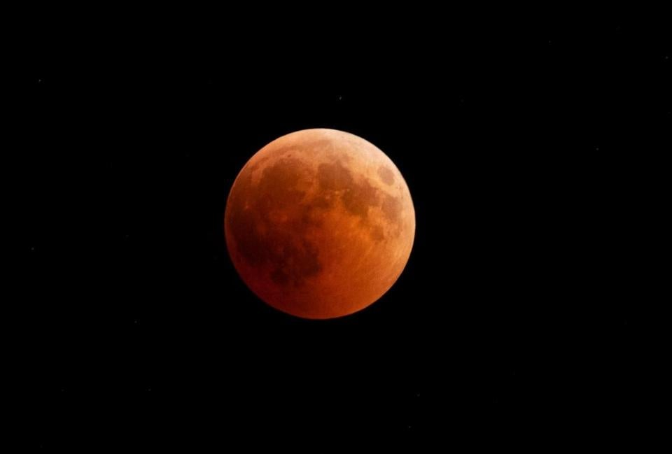 'Super blood wolf moon eclipse' will take place on Jan. 20