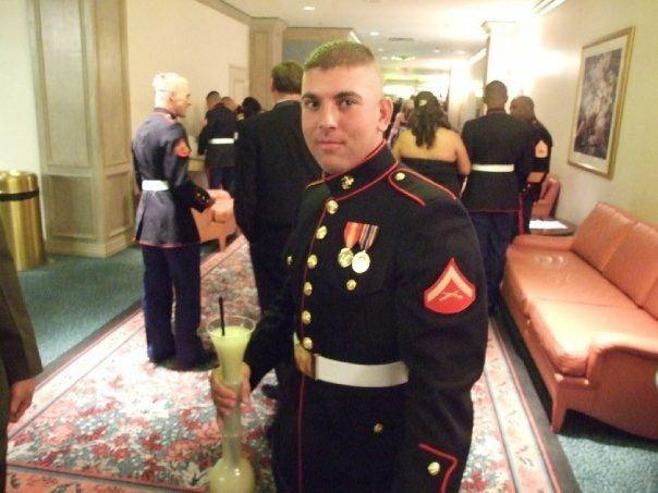 Marine veteran dies in crash after visit with newborn child