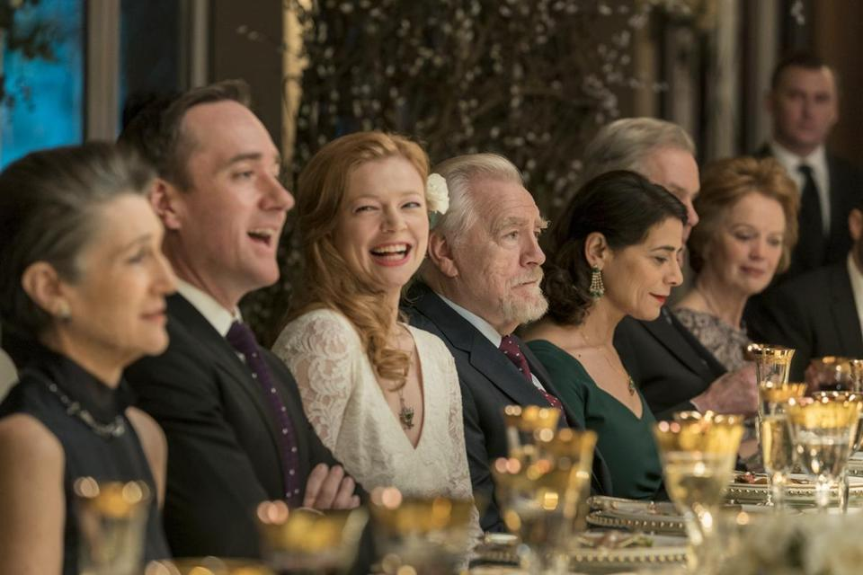 "The Roy family in ""Succession""is twisted enough, in wily ways, to fascinate."