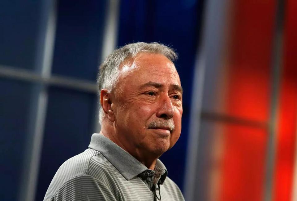 Red Sox analyst Jerry Remy's cancer has returned