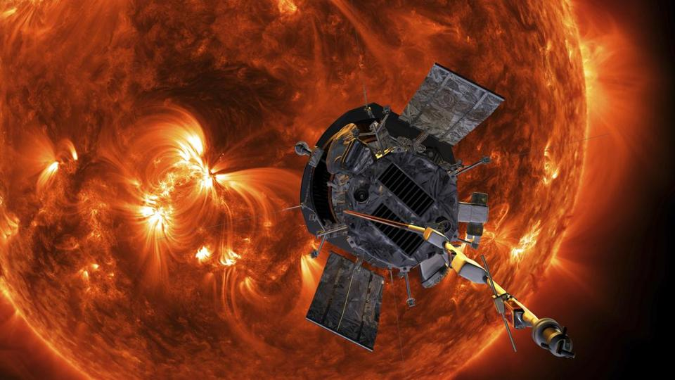 Spacewatch: Firing up for a close encounter with the sun