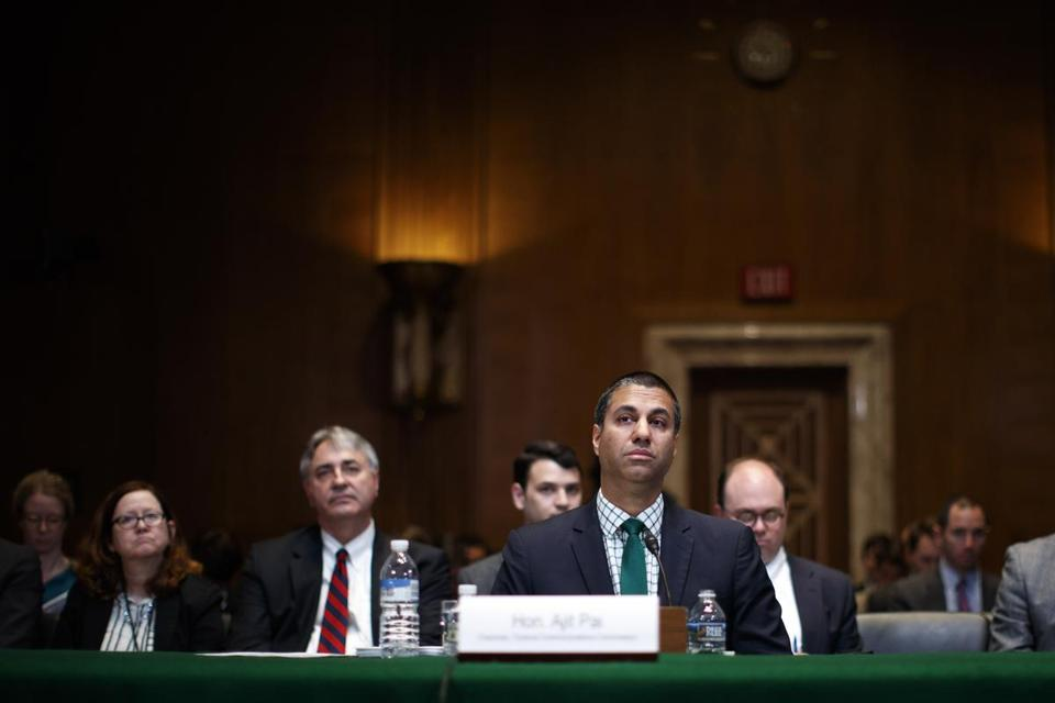 "Ajit Pai, the FCC chairman, said he had ""serious concerns"" about Sinclair's purchase of Tribune's local TV stations. It would have created a broadcaster that could reach 7 out of 10 US households."