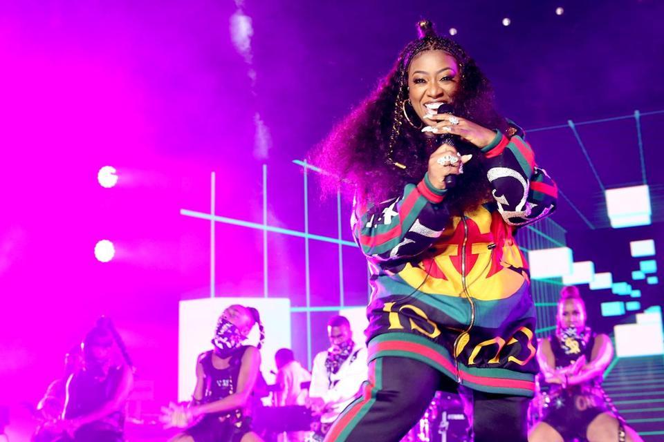 Missy Elliott Impressed With RI Woman's Viral Karaoke Version Of 'Work It'