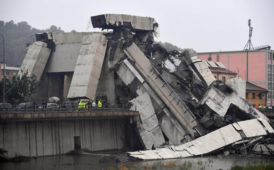 Could the Italy bridge disaster happen here?