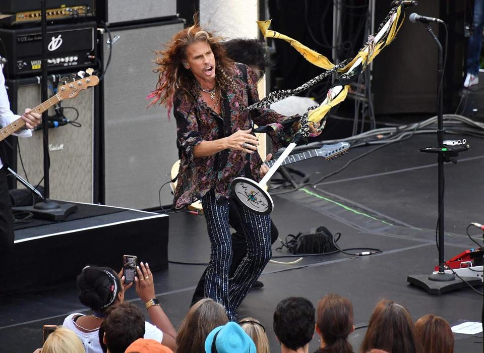 Aerosmith to launch residency in Las Vegas next year