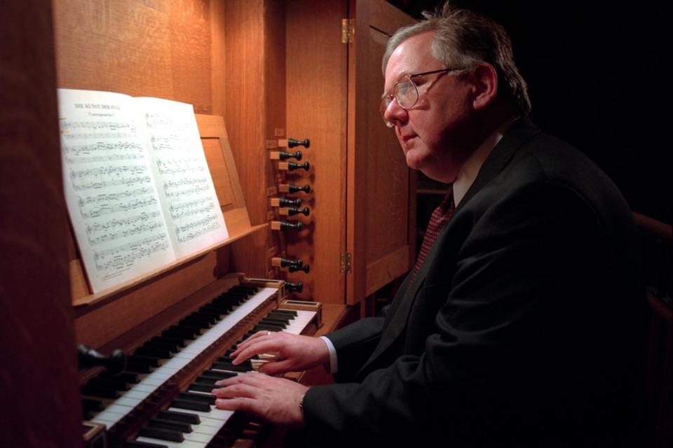 James David Christie has performed with the BSO.