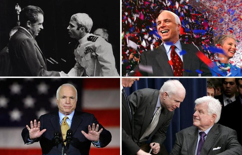 Hawaii News Now: John McCain, 'maverick' senator, dead at 81