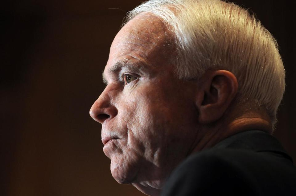 Tennessee Lawmakers Remember McCain For Patriotism, Service