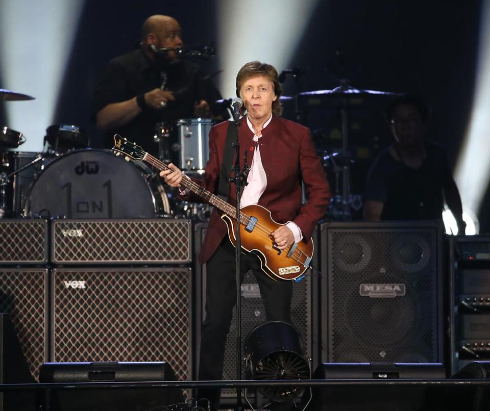 Paul McCartney: I Got High, 'Saw God'