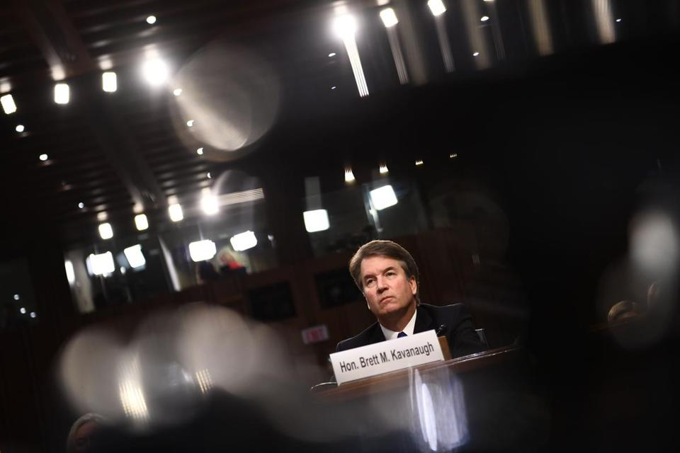 What Kavanaugh said about abortion, guns and presidential pardons