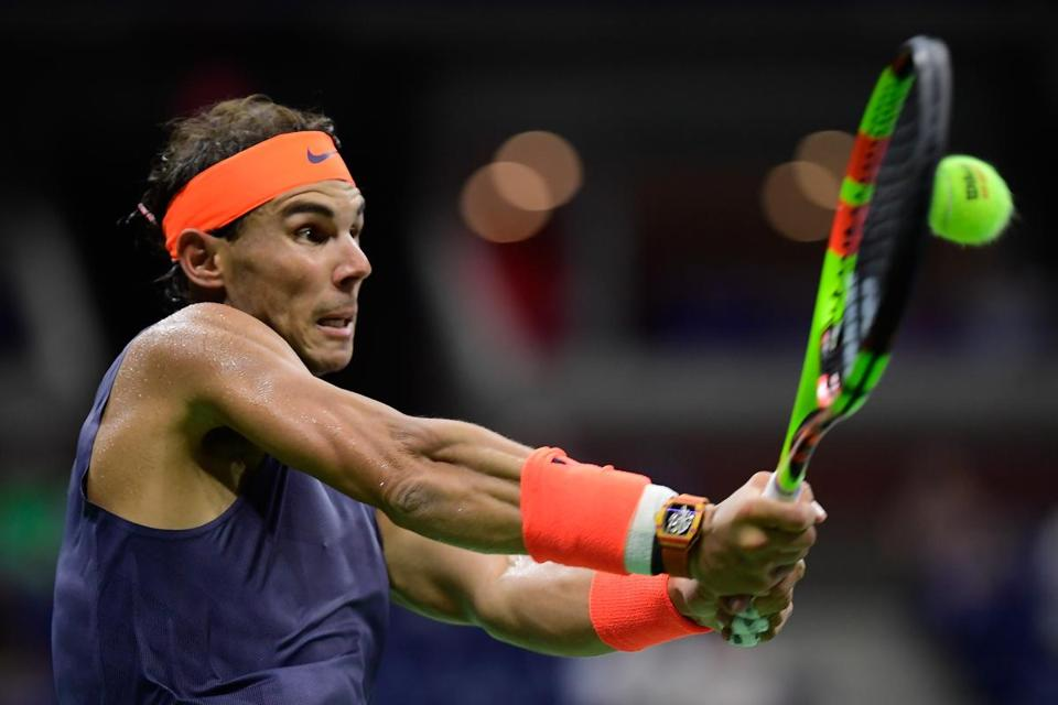 Nadal survives five set epic at US Open