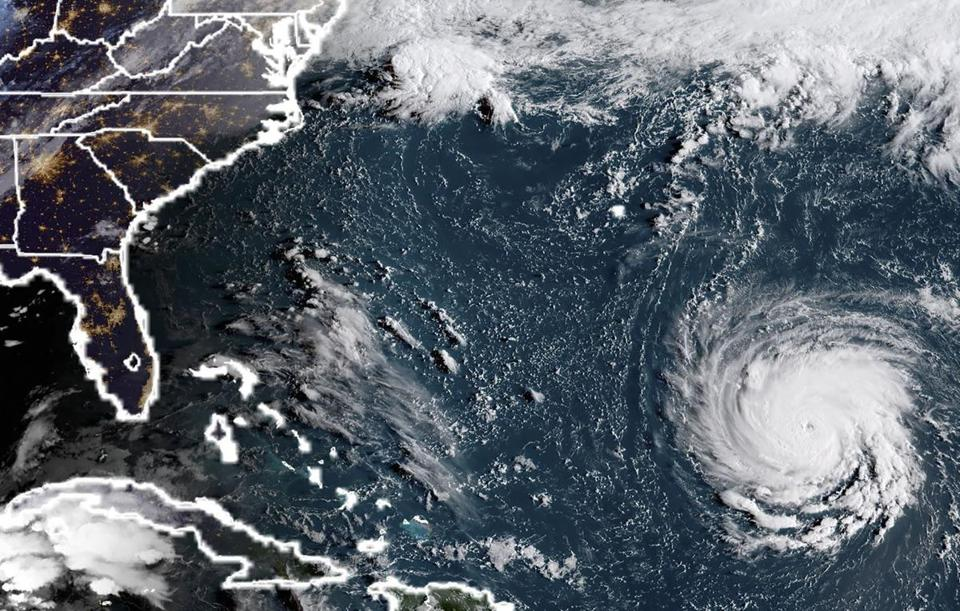 Hurricane Florence threatens millions on US East Coast
