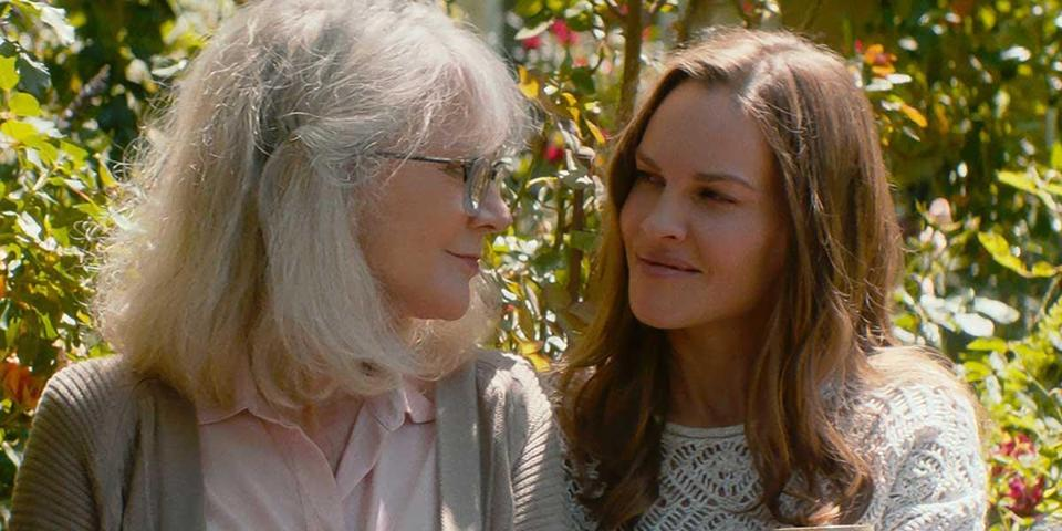 "Boston Women's Film Festival screenings include ""What They Had,"" starring with Blythe Danner and Hilary Swank."