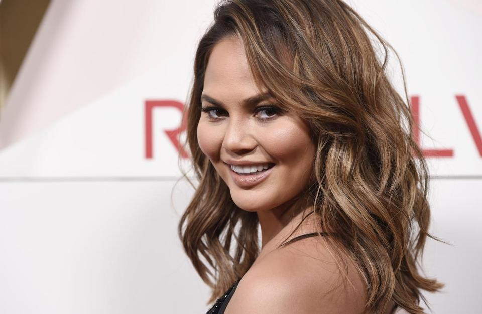 Chrissy Teigen details how to correctly say her name as 'Tie-gen'