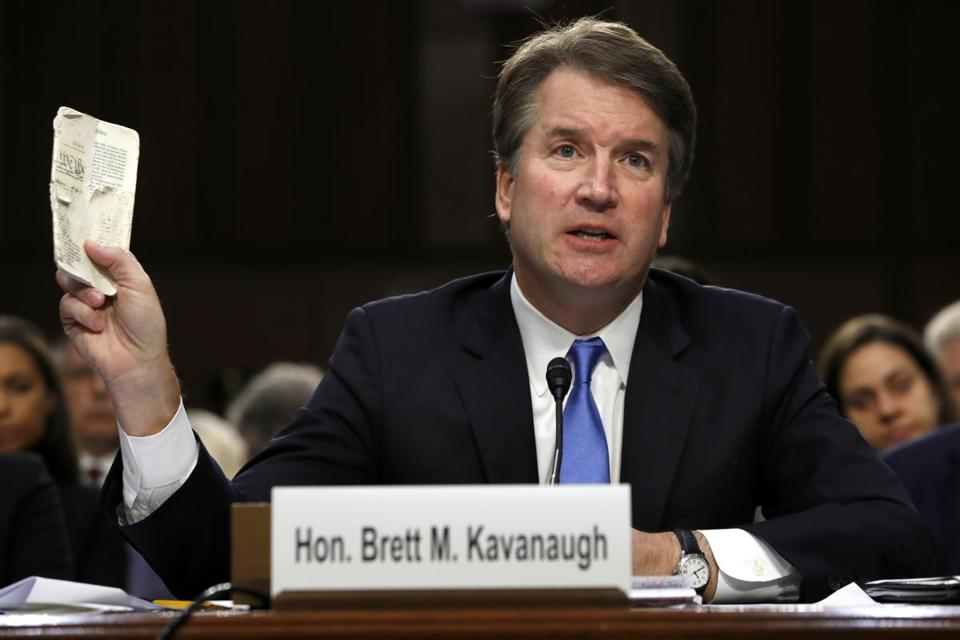 Colleagues Describe Kavanaugh Accuser Christine Blasey Ford as Honest and Rigorous