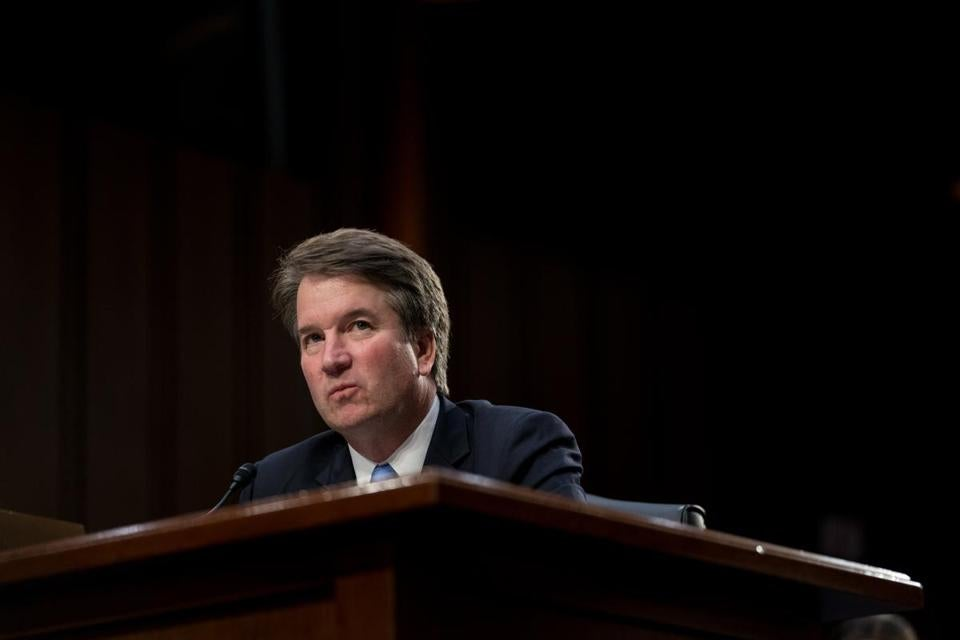 Trump says he wants to hear from Kavanaugh accuser