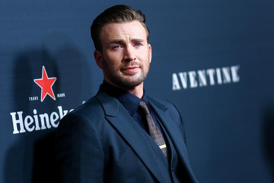 "FILE - In this Wed., Sept. 2, 2015 file photo, Chris Evans attends the LA Premiere of ""Before We Go"" held at ArcLight Cinemas in Los Angeles. What's got Captain America quaking in his boots? Evans, known for playing the iconic Marvel superhero, is making his directorial debut with the indie film opening on Friday, and the stakes have never felt higher. (Photo by John Salangsang/Invision/AP, File) 22crit"