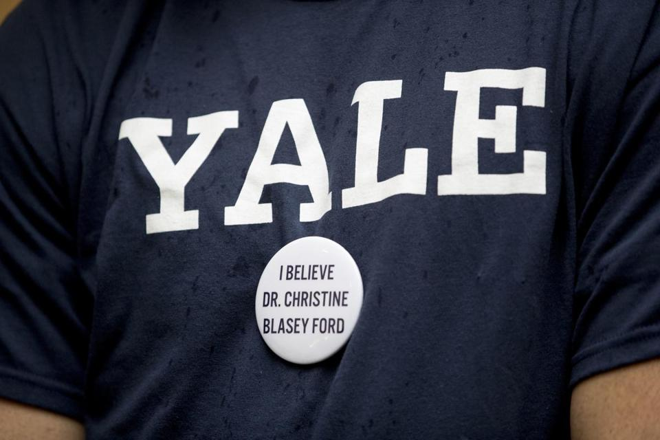 Yale Students Demand Investigation Into Sexual Misconduct Allegations Against Kavanaugh